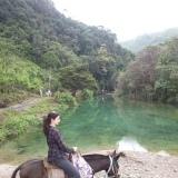 Horseback to Laguna Brava